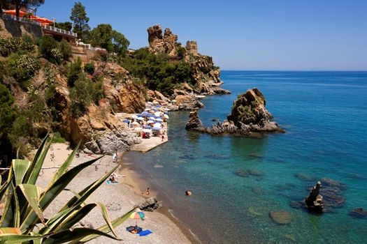 Sicilia Plaja Cefalu