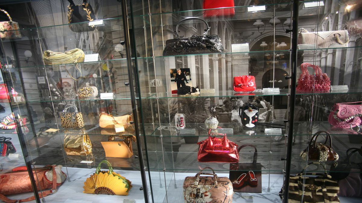 Muzeul sacilor si portmoneelor