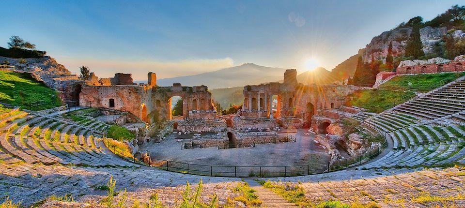 Sicilia anfiteatru
