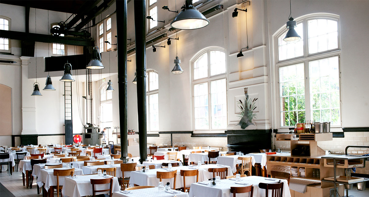 Cafe Amsterdam restaurant potivit pentru a manca copiii in Amsterdam