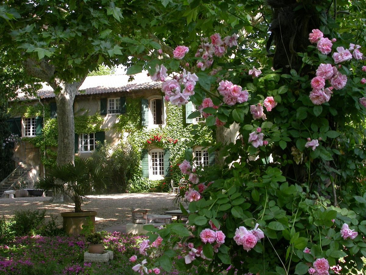 Hotel Domaine de Rhodes B&B Avignon France