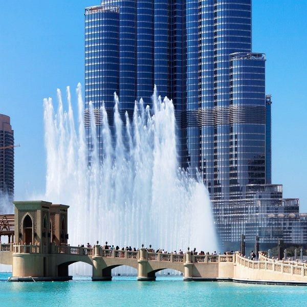 Dubai fantani arteziene