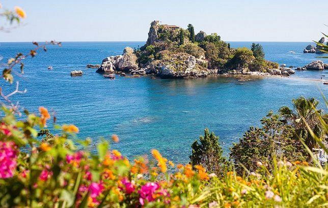 Sicilia Marea Ionica Isola Bella