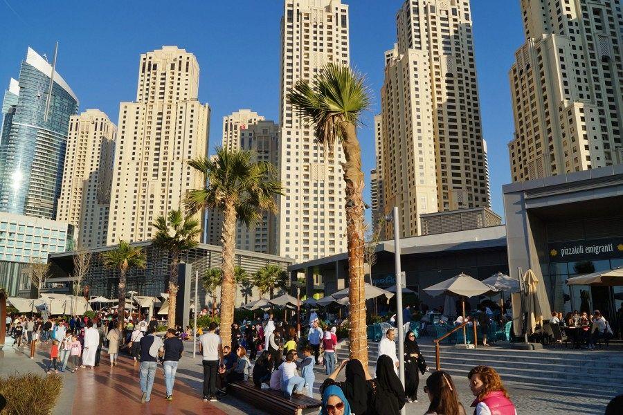 Restaurant Jumeirah Beach Residence