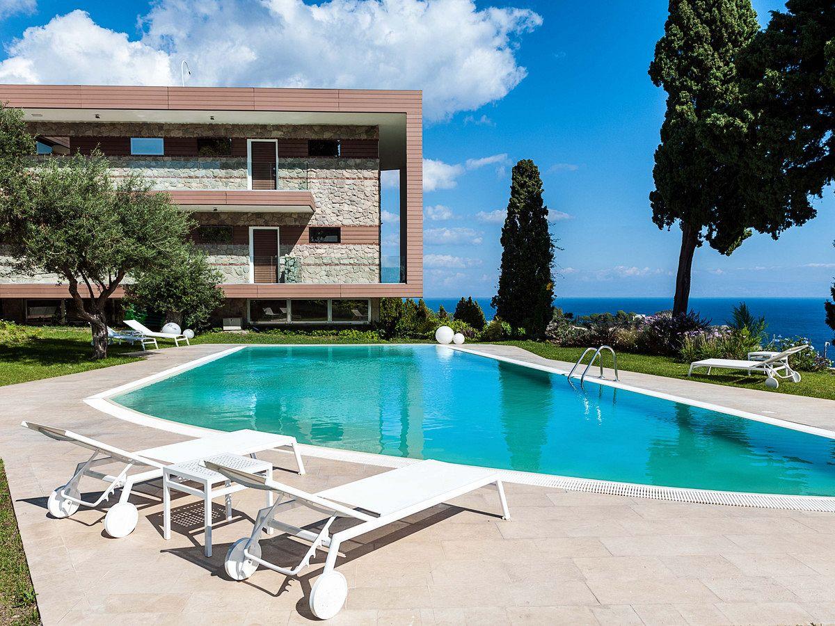 Hotel Sicilia piscina