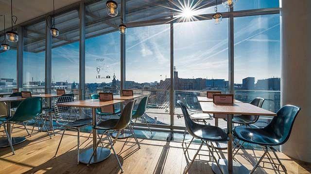Blue Amsterdam Restaurant potrivit pentru copii