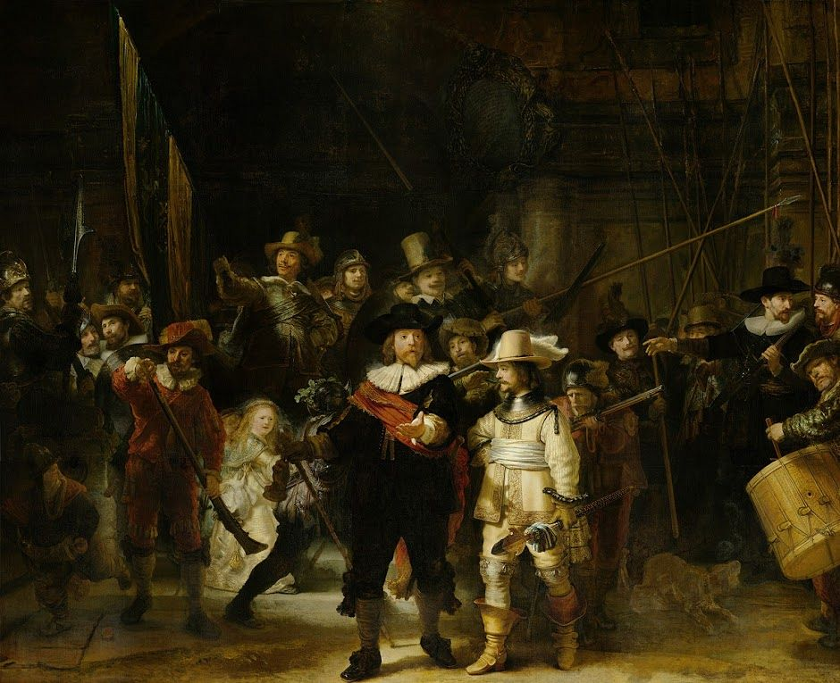 Tablou Rembrandt
