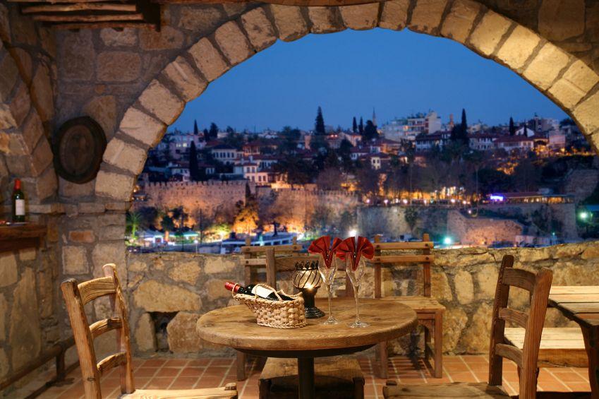 Salonic restaurant