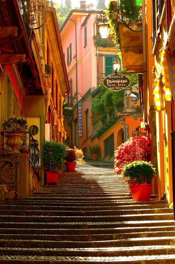 Bellagio Como Italia