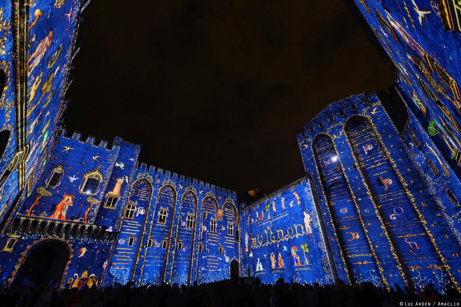 Luminessences din Avignon