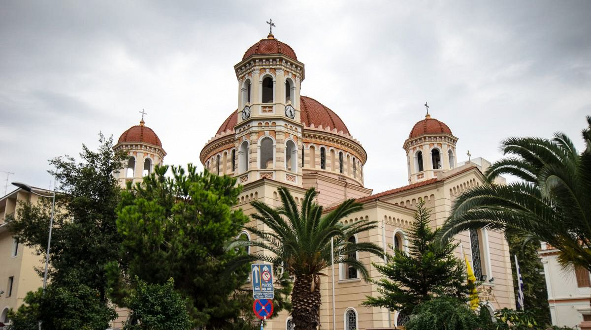 Salonic - Catedrala Sf Grigorie Palama