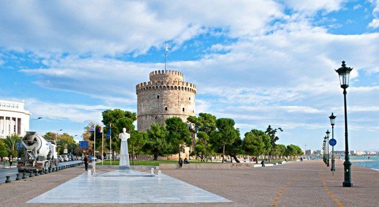 Salonic Piata Turnul Alb