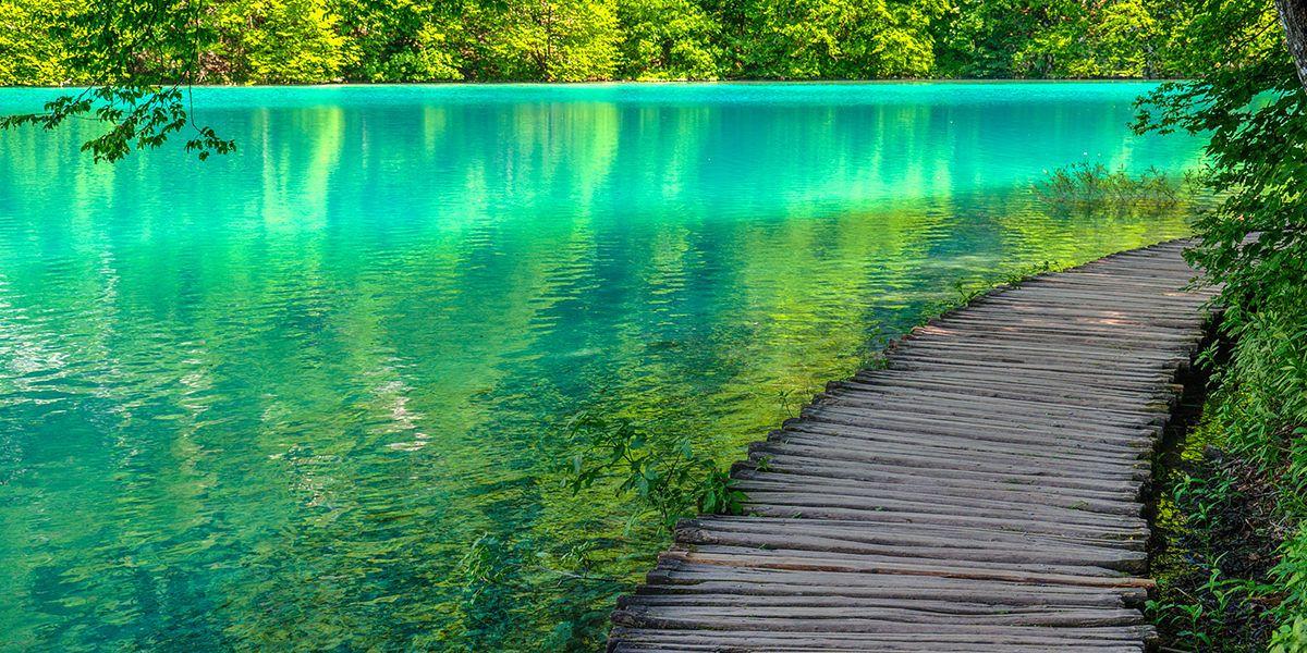 Croatia lacurile Plitvice